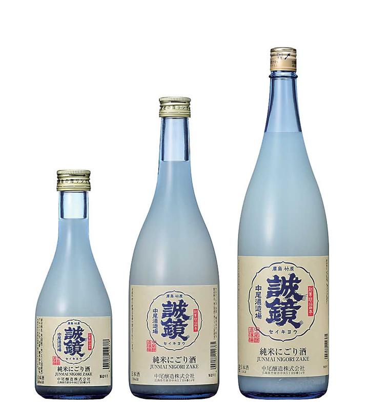 中尾醸造 誠鏡 純米にごり酒